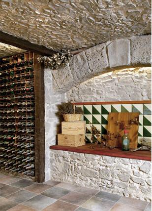 villette con muri in finta pietra : Materiali da costruzione,rivestimenti interni:intonaci,legno,ceramica ...